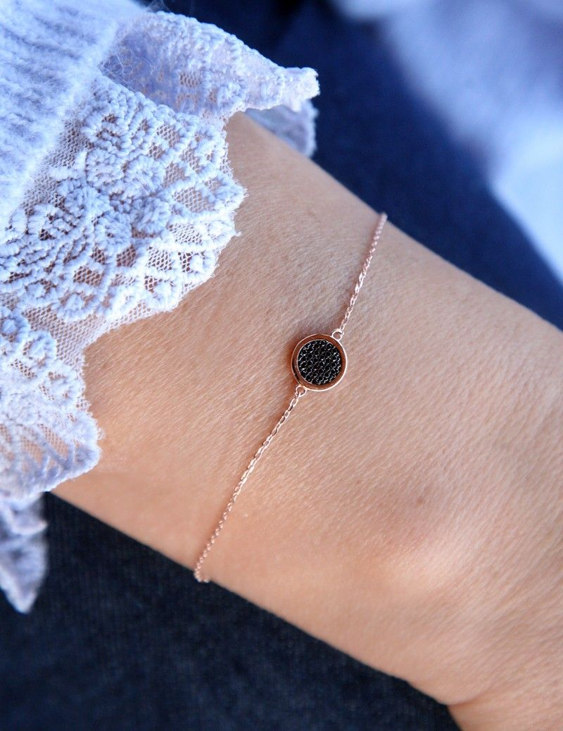 Bracelet zircons