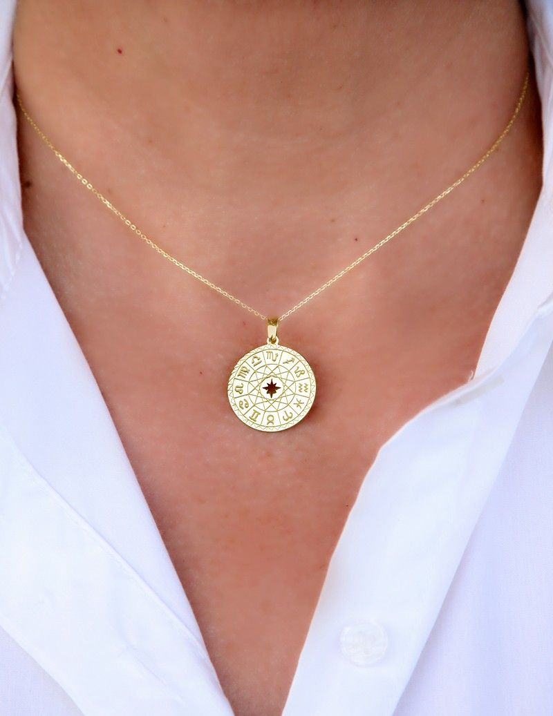 Collier Astrale