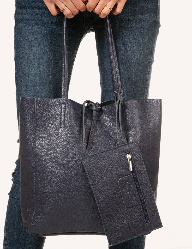 Blue Isla Tote bag